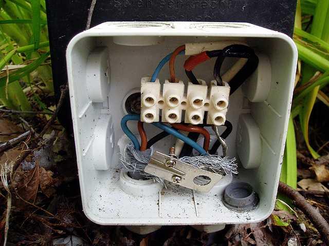 Tuinverlichting - Hoe u een projector te installeren buiten ...